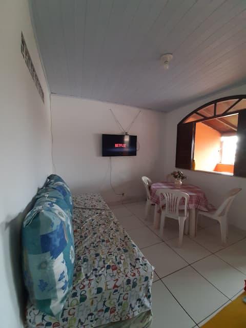 Two bedroom apartment in ilheus