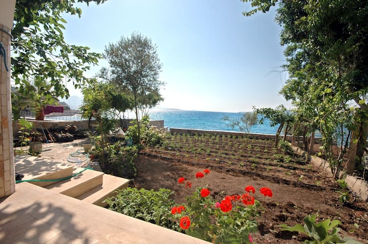 PRIVATE BEACH is YOURS / Bodrum - Bodrum - Huis