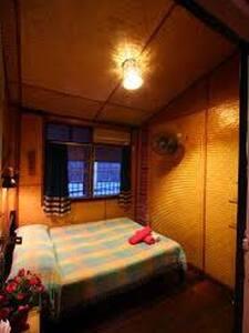Bamboo Budget Room in Bangkok - Bangkok - Bed & Breakfast