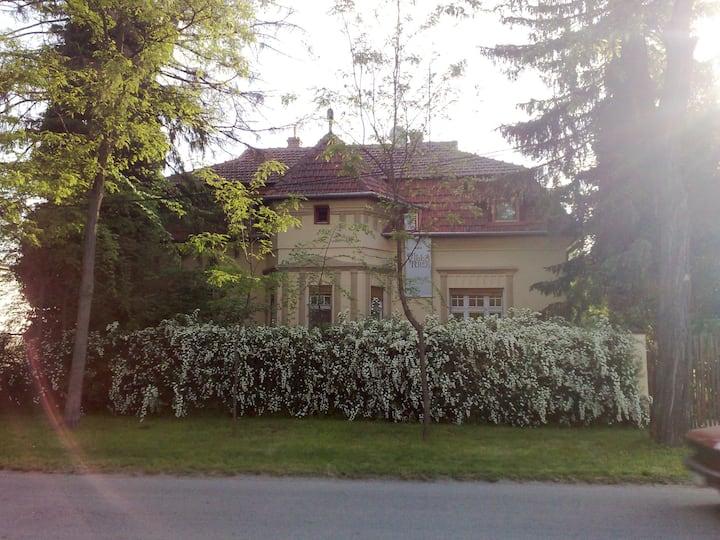 Traditional VillaRicz at Palic lake