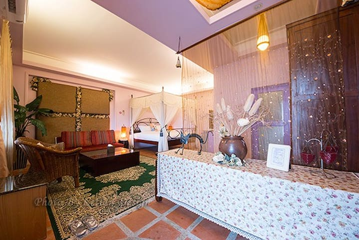 Beautiful, well-decorated double room!!