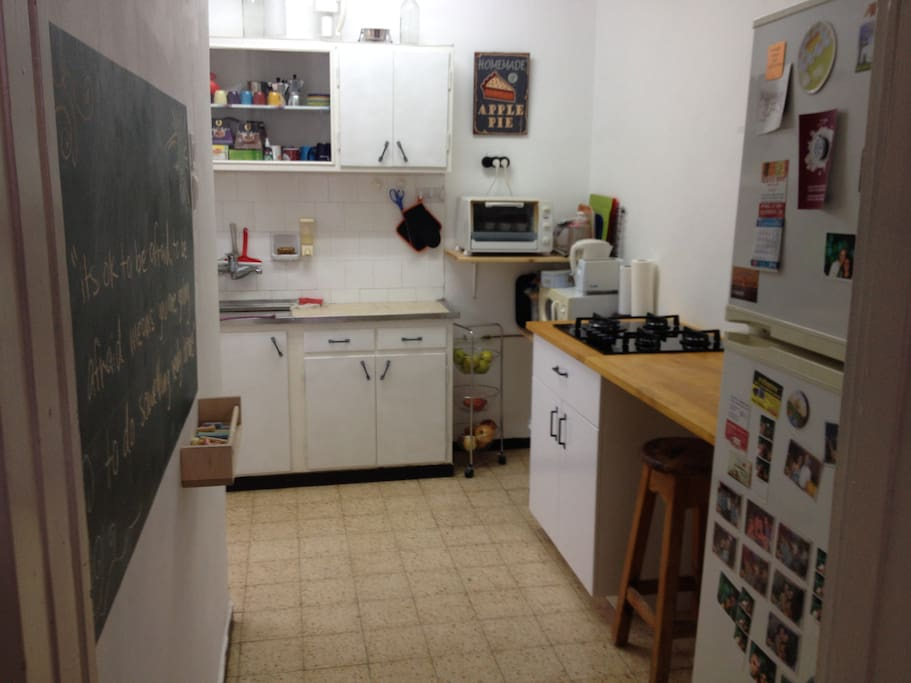 Fully equipped and FUN kitchen!