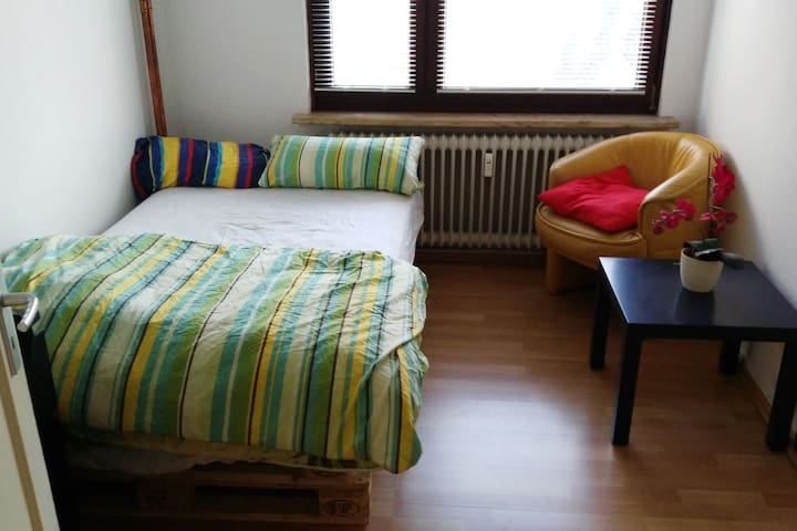 Cozy room in shared flat - Hamburg - Pis
