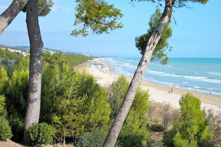 Appartamento con vista mare - Pineto
