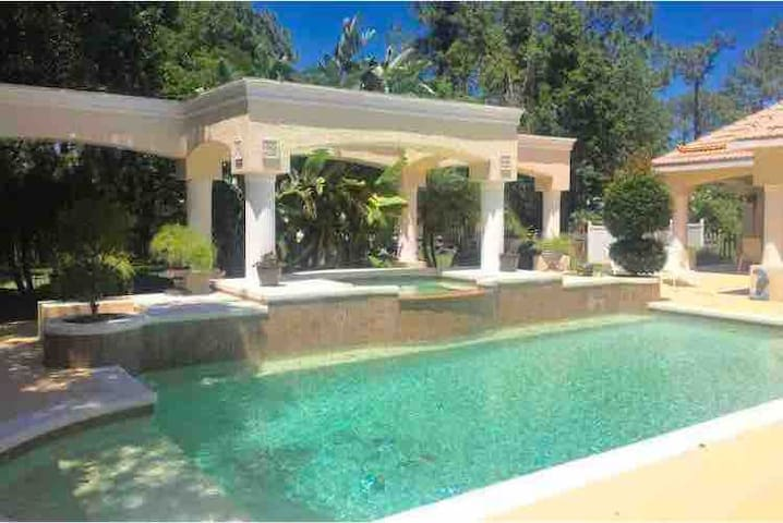 5 Bedroom / 4 Full Bath Executive Pool Home