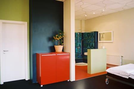 sonnige Loftwohnung in Einzellage - Sehlen OT Mölln Medow
