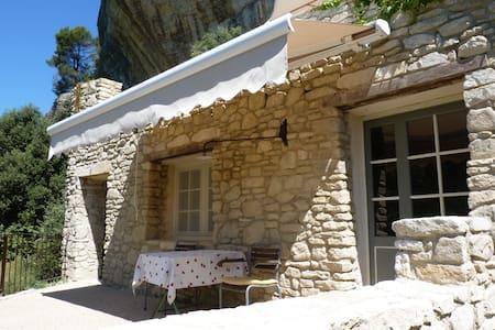 Ferienwng Provence LA BAUMO 2  2Per - Le Beaucet