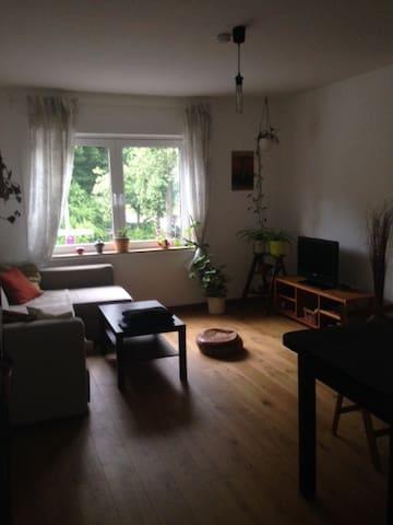Gemütliche 3 Z.-Wohnung in Parknähe - Hamburg - Leilighet