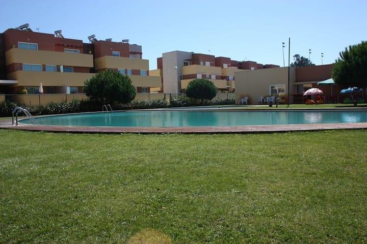Apartamento cerca de Oporto, playa - Ovar - Huoneisto
