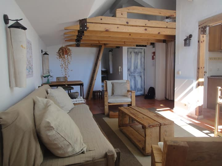 Cozy Studio in Cascais Center