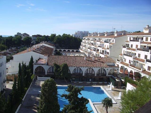 Arcos I, bajo con jardín I - Alcossebre - Apartamento
