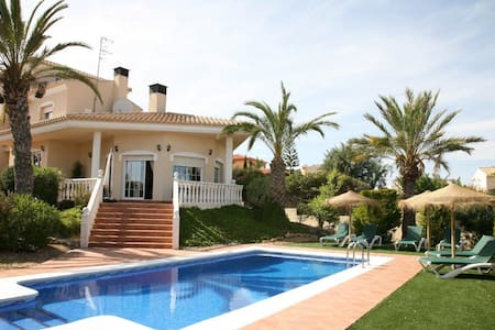 5 Bedroom Villa with private pool - Vera - Villa