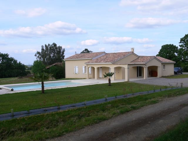 Villa Michelangelo - Sauviac - Villa