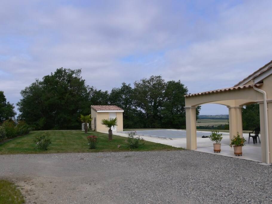 Accès Villa Michelangelo