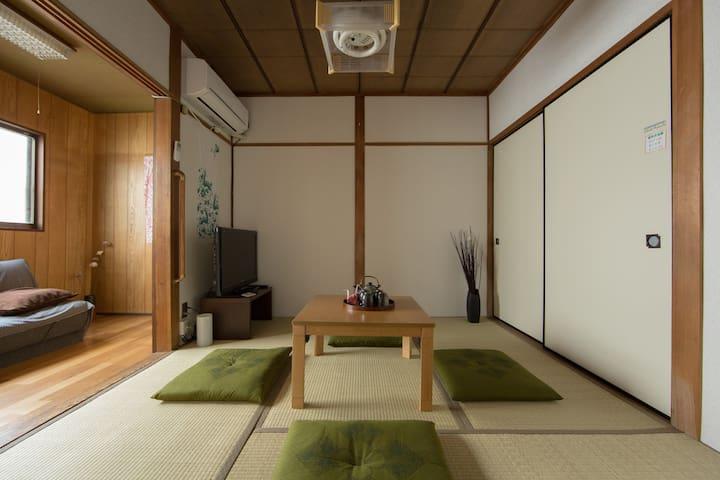 【Fushimiinari 2】 3BR for 8 guests - Kyoto-shi - Huis