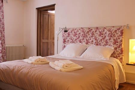 Chambre d'hôtes de charme : Pressoir de l'abbaye - Vézelay - Bed & Breakfast