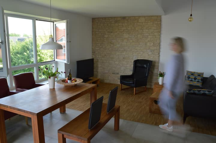 Exklusive Penthousewohnung in der Varusregion