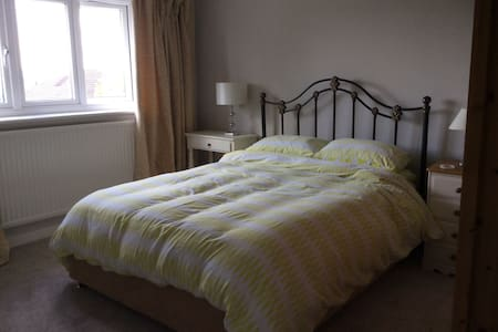 Double room with ensuite - Bath