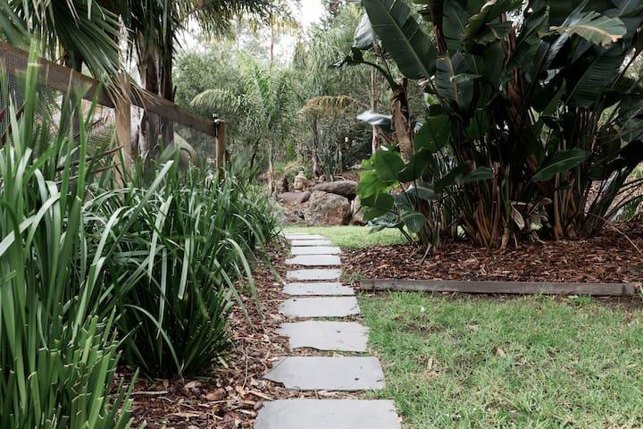 Your resort style garden