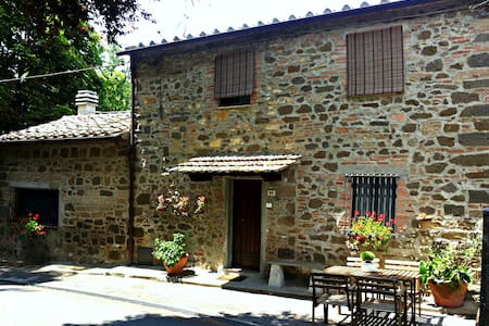 Cozy tipical tuscany country house - Montecatini Val di Cecina - House