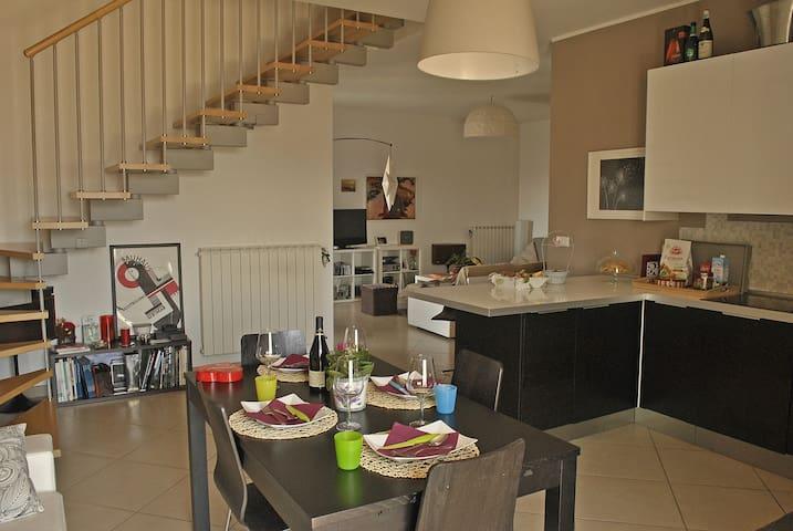 Nice Duplex Apartment - Sambuceto