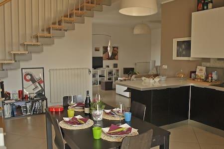 Nice Duplex Apartment - Sambuceto - 公寓