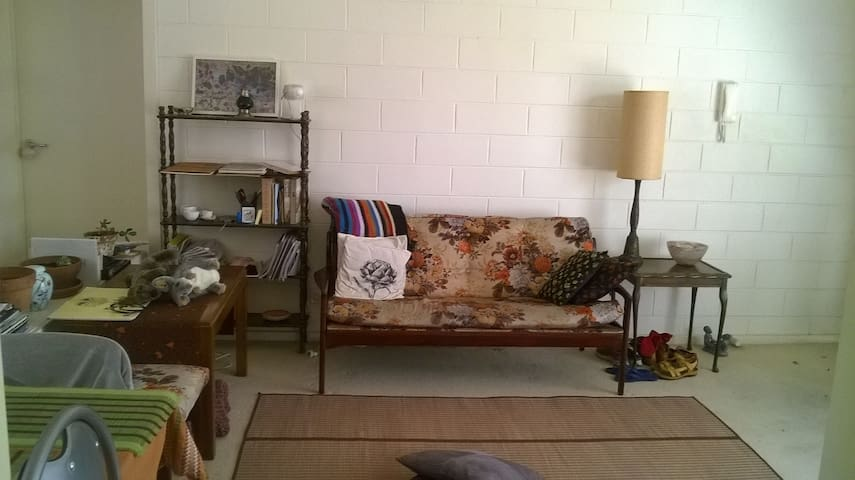 Cosy pad by the Yarra in Northcote - Northcote - Apartment