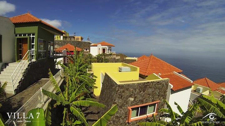 Villa 7 Santo Antao-Cap Vert - Ribeira Grande.