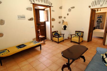 Relax at remodeled cottage(hiking) - Betancuria - Ev