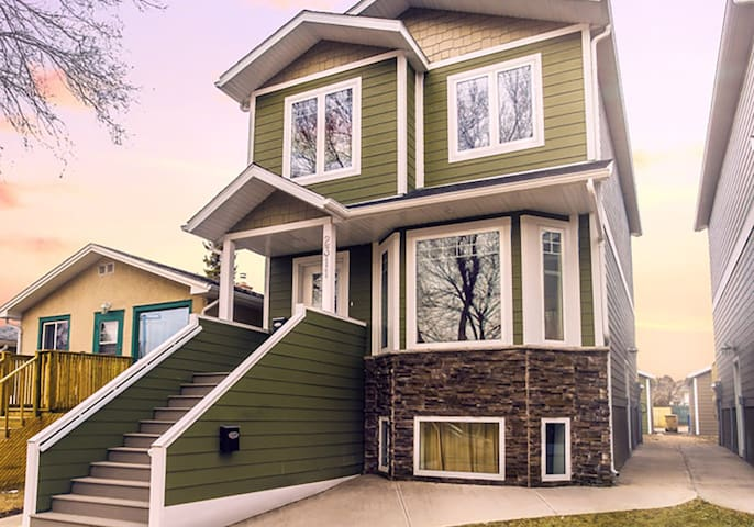 Gorgeous 3 bedroom house - Regina - House