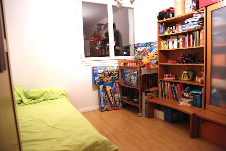 LEGO room - _ 15 from Paris - Le Plessis-Robinson - Departamento
