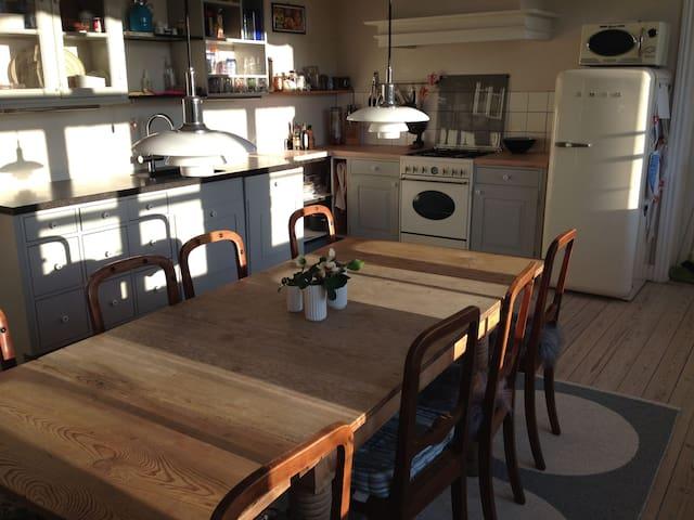Family friendly house in Copenhagen - Kopenhagen - Huis