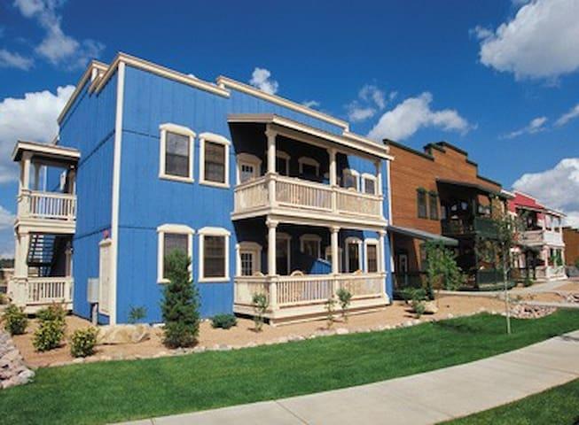 Arizona-Bison Ranch Resort 2 Bdrm Condo