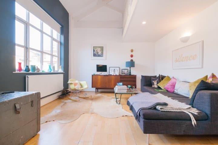 Premium Modern  Dalston Apartment
