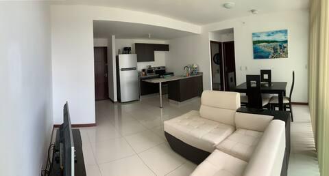Céntrico apartamento familiar