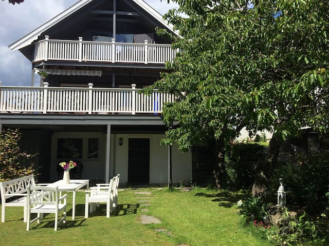 Fagerstrand 45 minutes from Oslo - Nesodden - Appartement