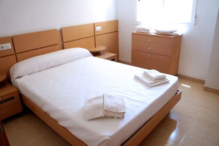 Apartamentos Vacaciones Azahar - Orpesa/Oropesa del Mar - Lakás