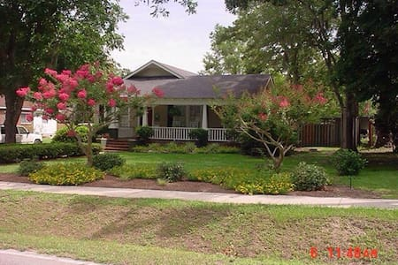 1940's Craftsman Bungalow - Savannah