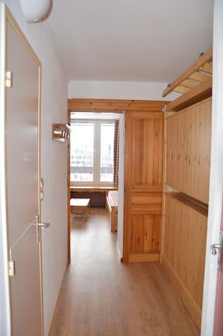 TIGNES Val Claret, Studio 4 personnes - Tignes - Apartment