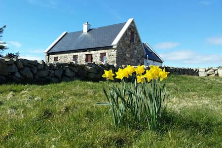 Artistic Cottage Retreat Connemara - Kilkieran