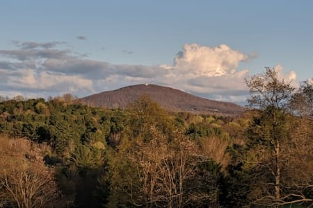 Mt Utsayantha View in the Catskills