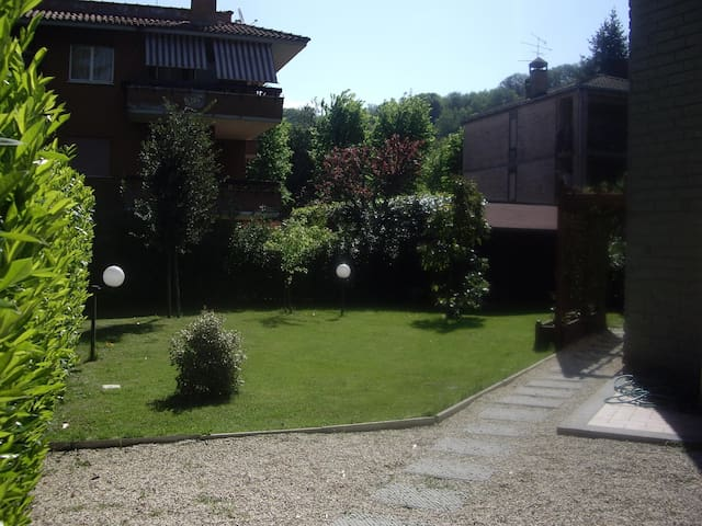 Villetta Lago di Vico - Punta del Lago