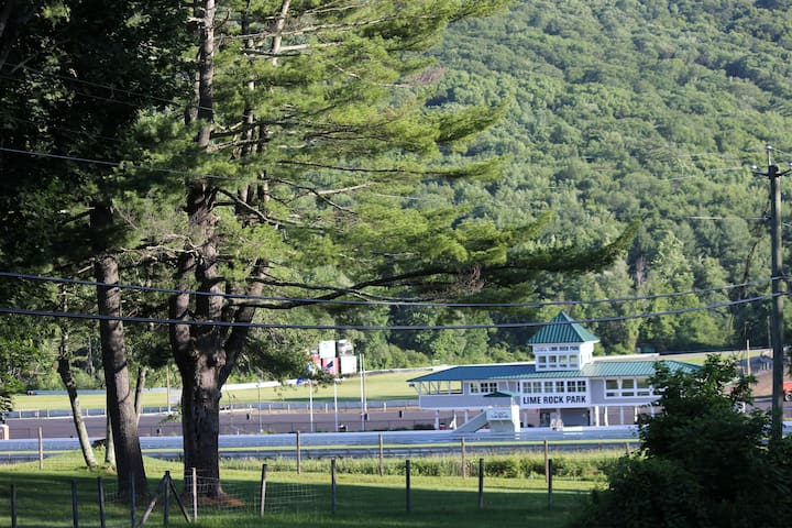 Lime rock views - Salisbury - Bed & Breakfast