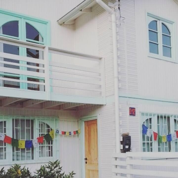 Casa Pichidangui, un lugar para descansar