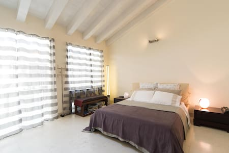 The CONSERVATORY  2+2room-kitchen-toilet-WIFI - Veneza - Apartamento