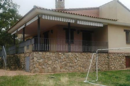 Chalet Sierra de San Vicente/Gredos