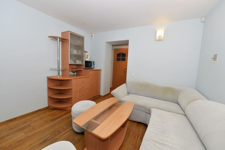 Blue apartment in the centre - Nida - Appartement