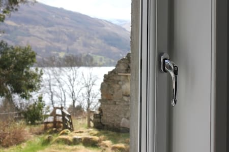 Bunkhouse with amazing loch views - Fearnan