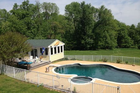 Paradise On the Potomac River - Leesburg - Bed & Breakfast - 1