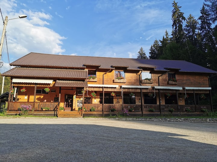 B&B - 3 stars, Clean, Low prices, max. 12 rooms.
